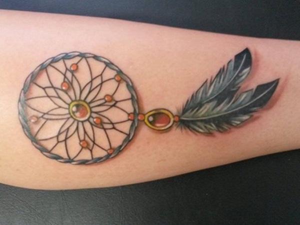 Significado De Los Tatuajes De Atrapasuenos
