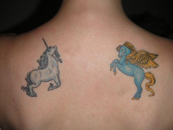 Que Significan Los Tatuajes De Unicornio
