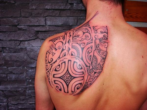 Tatuajes Omoplato