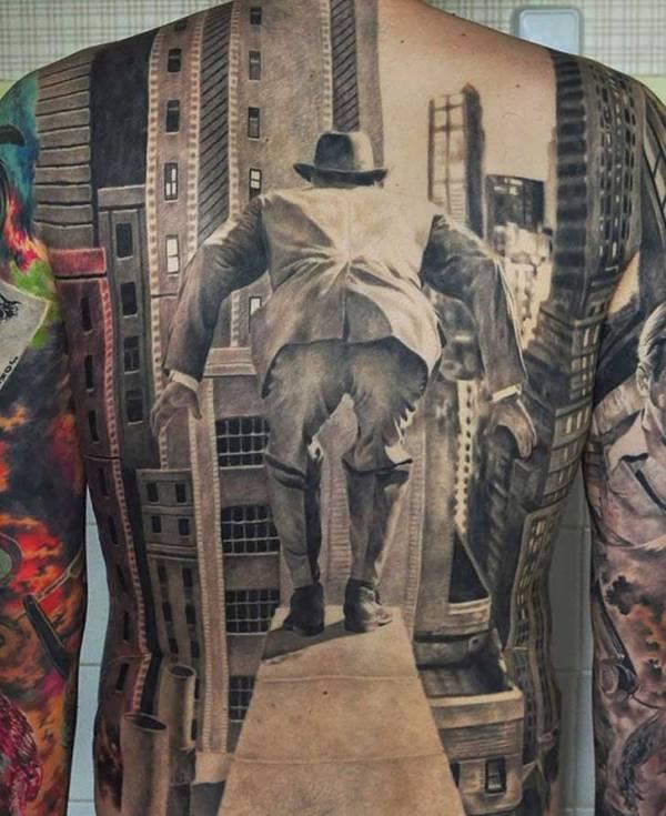 10 sorprendentes tatuajes en 3D que no podrás creer (2)