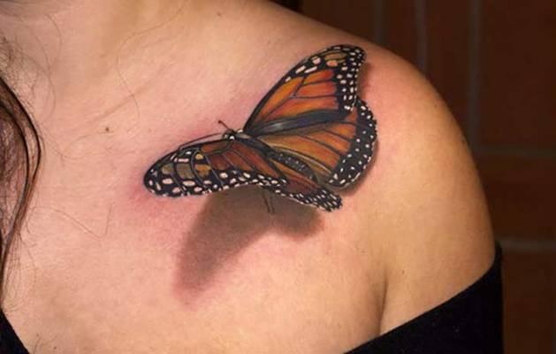10 sorprendentes tatuajes en 3D que no podrás creer (3)