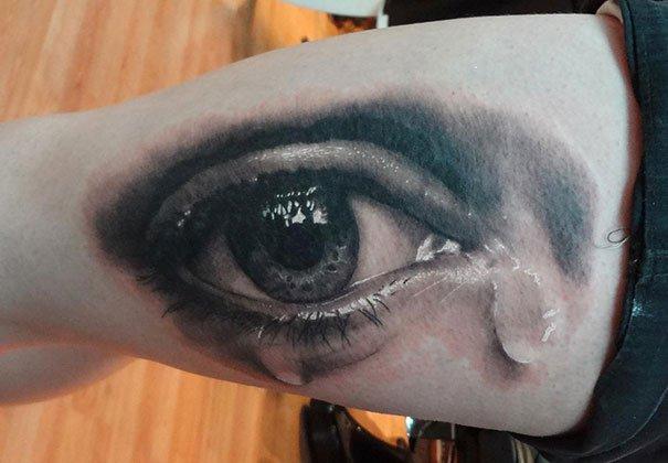 10 sorprendentes tatuajes en 3D que no podrás creer (9)