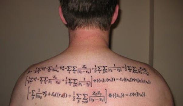 Los mejores 10 tatuajes científicos que se han hecho (1)