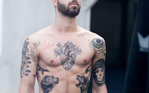 Los 5 modelos de tatuajes más usados - 4