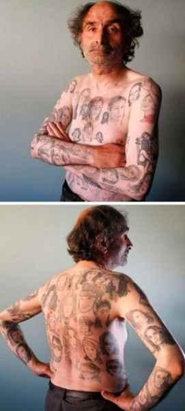 Cuatro de los peores tatuajes de la historia - 3