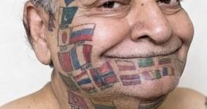 International-Flags-Tattoo-Face