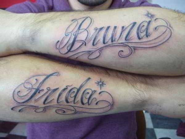 Letras Para Tatuajes Cursiva las 7 mejores tipografías para tatuajes