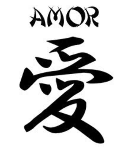 Las 7 mejores tipograf as para tatuajes - Simbolos japoneses y su significado ...