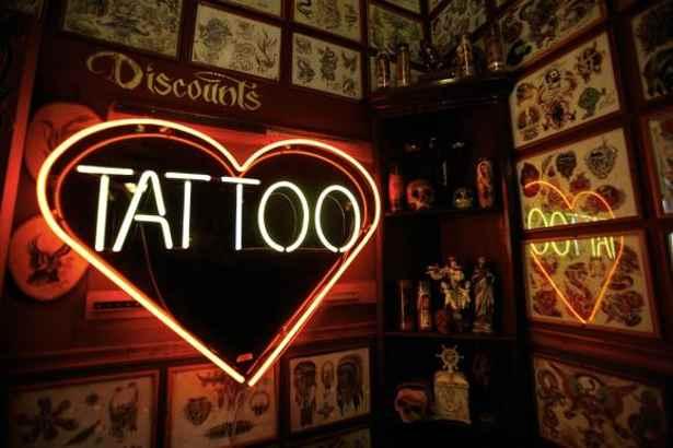 Tres curiosidades en la historia de los tatuajes - 1