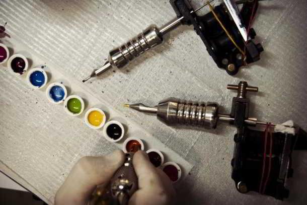 Tres tips sobre la tinta utilizada en los tatuajes - 2