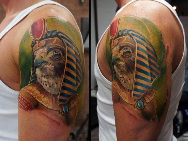 El tatuaje Egipcio