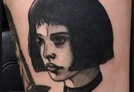 tatuajes-peliculas-leon