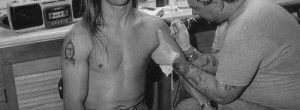Significado de los tatuajes de Anthony Kiedis